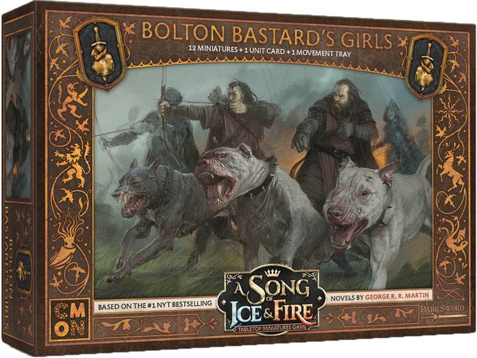 A Song of Ice and Fire TMG  Bolton Bastards Girls