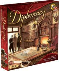 Diplomacy Board Game