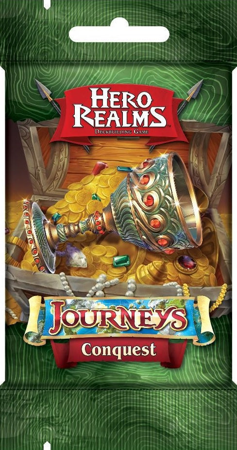 Hero Realms Journeys Conquest Pack