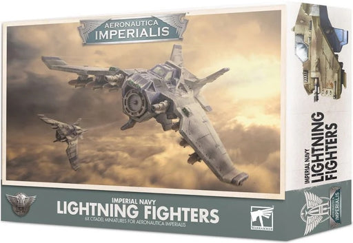 Aeronautica Imperialis Imperial Navy Lightning Fighters 500-28
