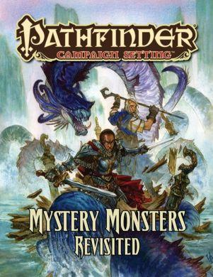 Pathfinder Campaign Setting: Mystery Monsters Revisited ON SALE