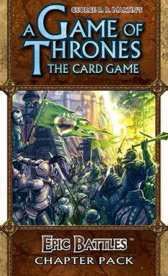 A Game of Thrones The Card Game: Epic Battles - On Sale!