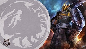 Legend of the Five Rings LCG Defender of The Wall Playmat