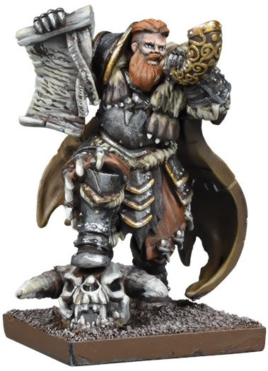 Kings of War Northern Alliance Lord/Skald Pre Order