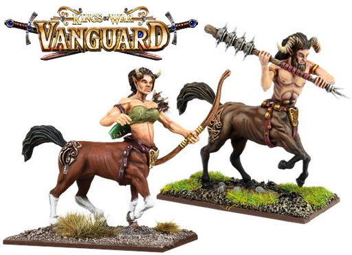 Kings of War Vanguard: Forces of Nature Support Pack: Centaurs