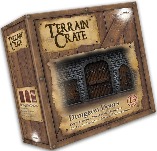 Terrain Crate: Dungeon Doors (15)