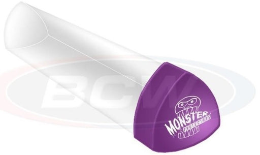 BCW Prism Playmat Tube - Purple