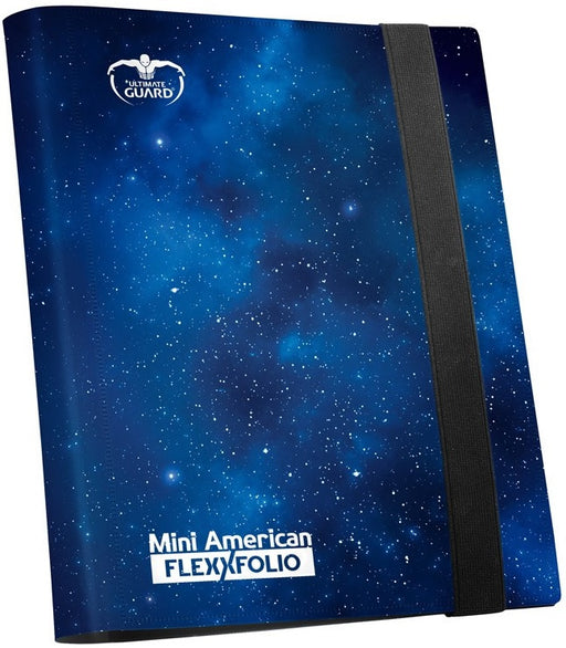 Mini American 9-Pocket FlexXfolio Mystic Space Card Binder