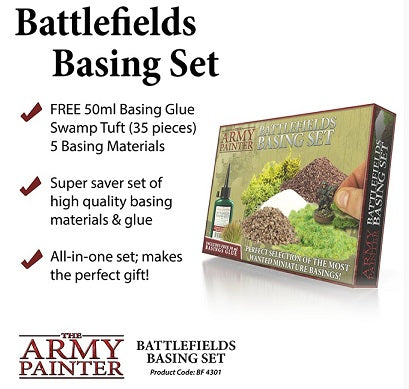 Battlefields Basing Set BF4301