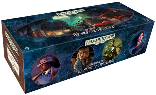 Arkham Horror: The Card Game Return to the Night of the Zealot