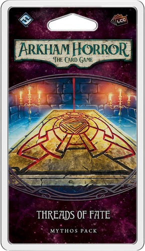Arkham Horror: The Card Game Threads of Fate Mythos Pack