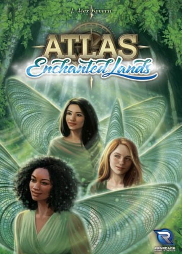 Atlas: Enchanted Lands ON SALE