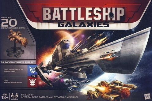 Battleship Galaxies ON SALE