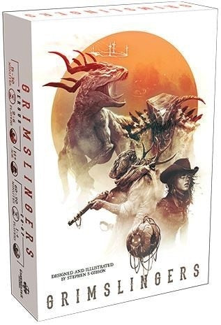Grimslingers 3rd Edition
