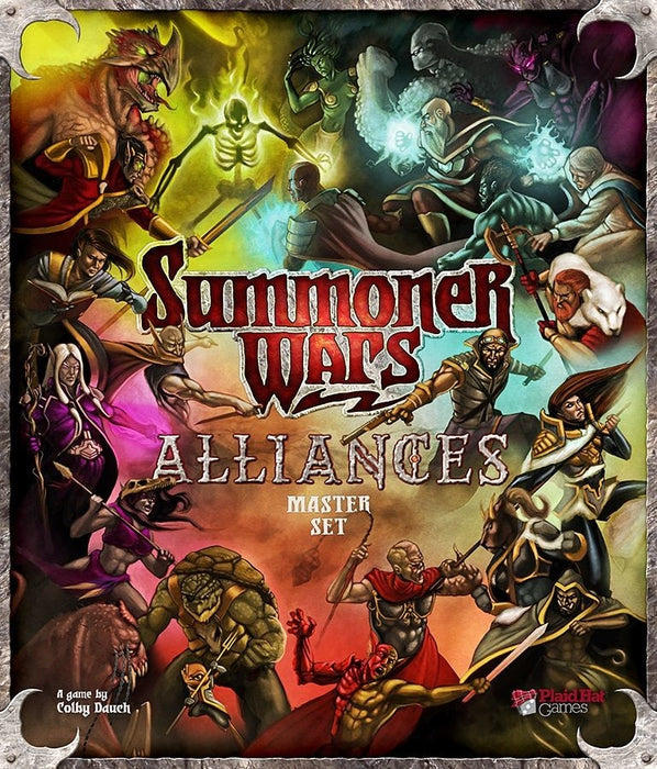 Summoner Wars: Alliances Master Set On Sale