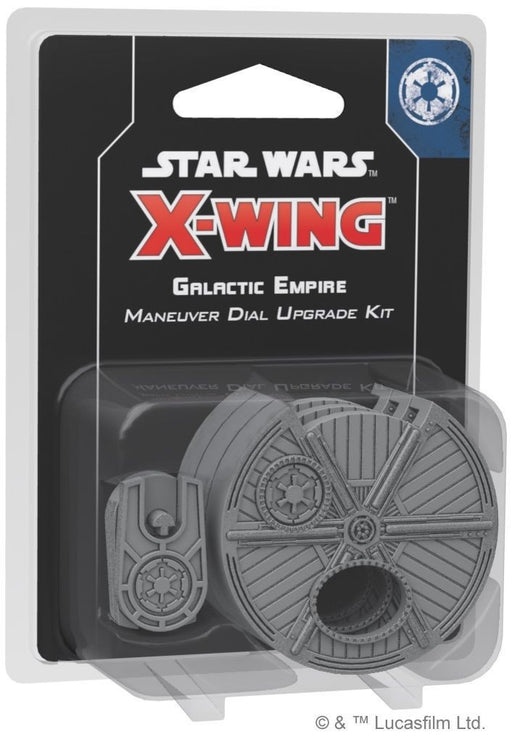 Star Wars X-Wing Galactic Empire Maneuver Dial Upgrade Kit 2nd Edition Pre-Order