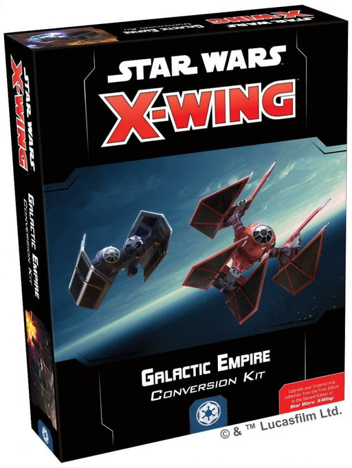Star Wars X-Wing Miniatures Game - Galactic Empire Conversion Kit 2nd Edition Pre-Order