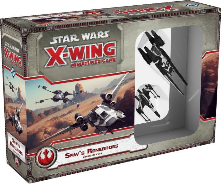 Star Wars: X-Wing: Saws Renegades