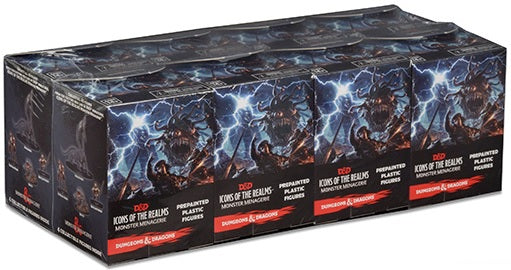 D&D Icons of the Realms Monster Menagerie Booster Brick