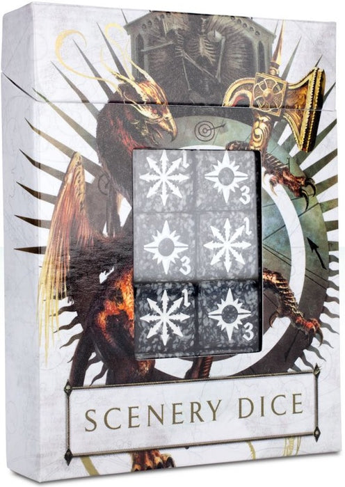 Warhammer Age of Sigmar: Scenery Effects Dice