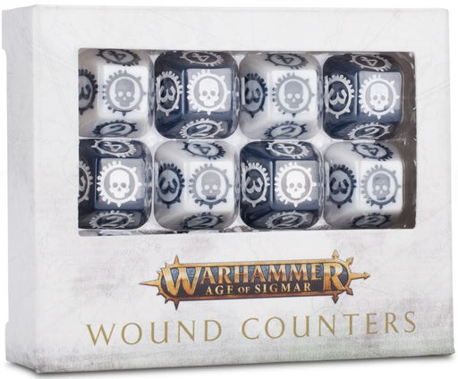 Warhammer Age of Sigmar: Wound Counters On Sale