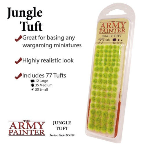 Army Painter Battlefields XP Jungle Tuft