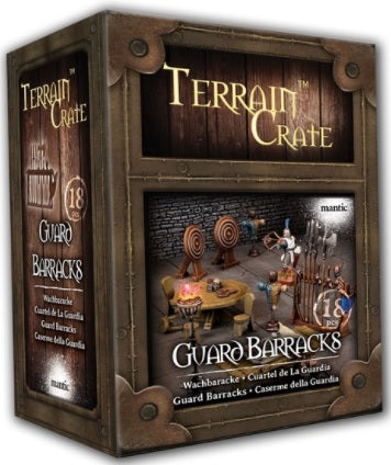 Terrain Crate Guard Barracks