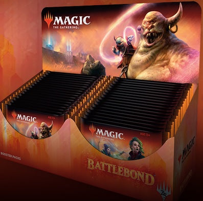 Magic the Gathering: Battlebond Booster Box