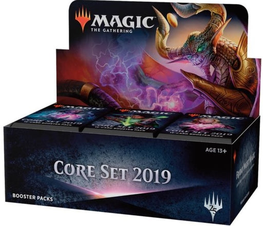 Magic the Gathering: Core Set 2019 Booster Box