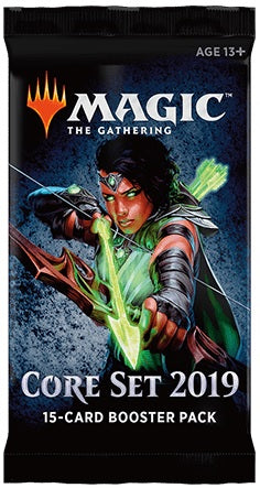 Magic the Gathering: Core Set 2019 Booster