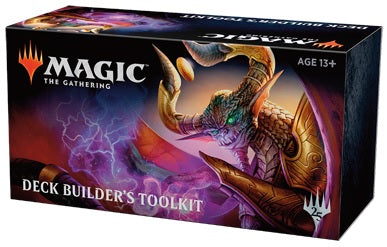 Magic the Gathering: Core Set 2019 Builder's Toolkit