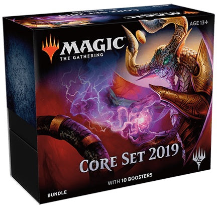 Magic the Gathering: Core Set 2019 Bundle