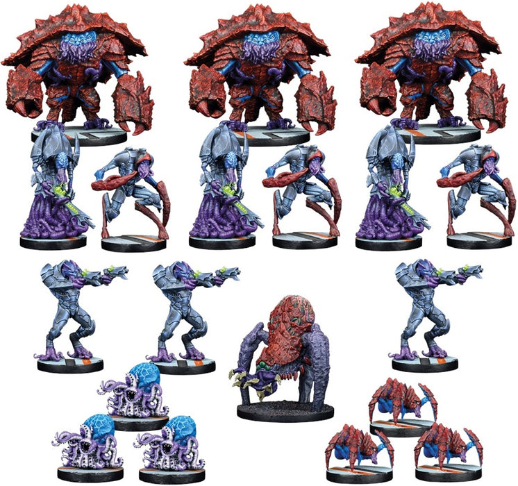 Deadzone Nameless Faction Starter 2019