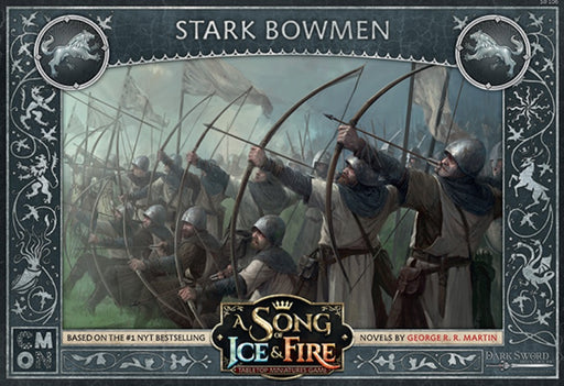 A Song of Ice and Fire TMG Stark Bowmen