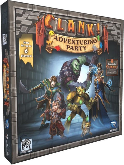 Clank Adventuring Party Pack