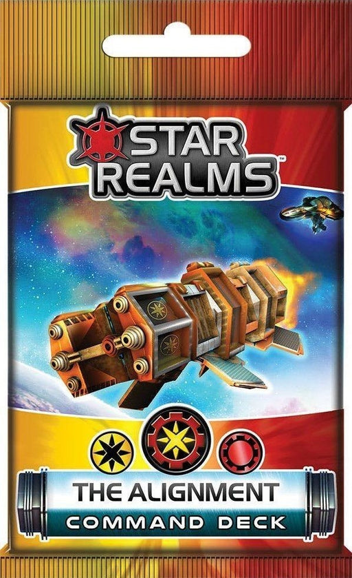 Star Realms Command Decks the Alignment