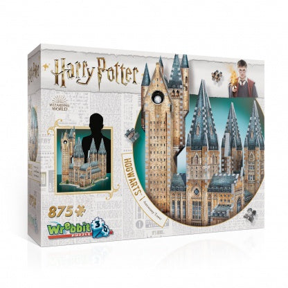Harry Potter 3D Hogwarts Astronomy Tower