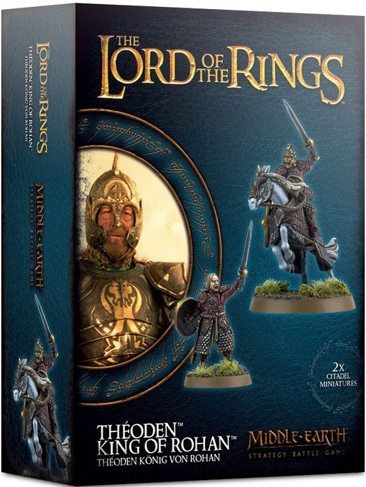 Theoden King of Rohan  30-39