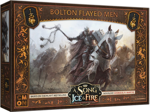 A Song of Ice and Fire TMG  Bolton Flayed Men