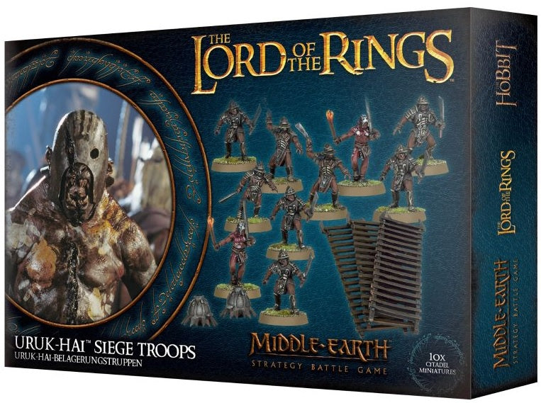 Middle Earth: Uruk-hai™ Siege Troops 30-30