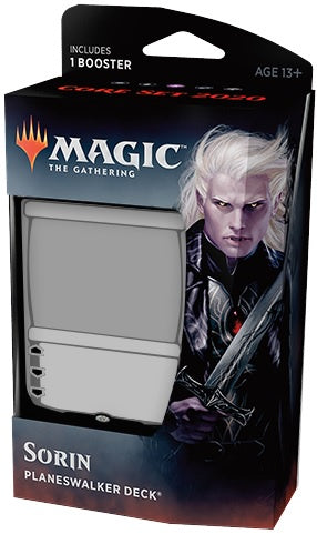 Magic the Gathering: Core Set 2020 Planeswalker Deck - Sorin