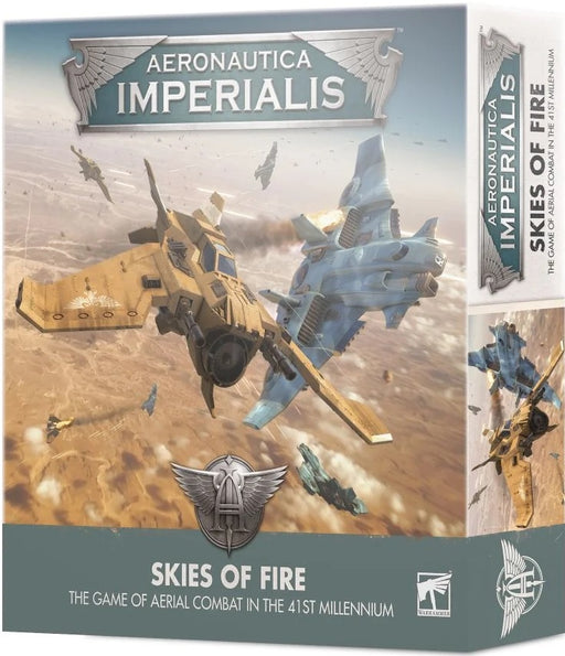 Aeronautica Imperialis Skies of Fire