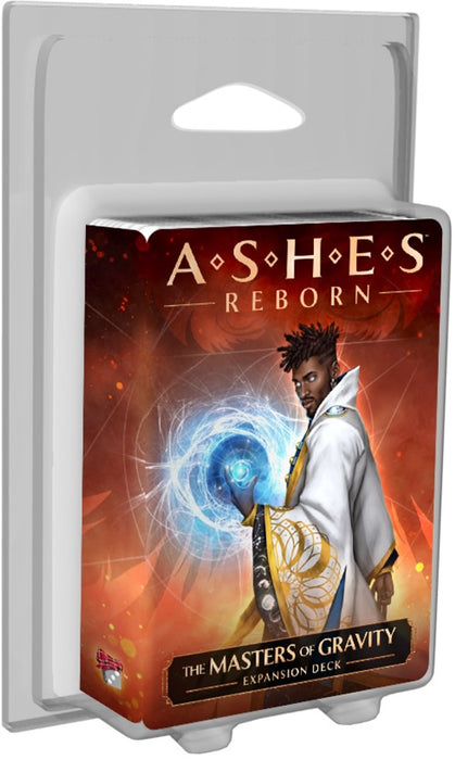 Ashes Reborn The Masters of Gravity Expansion Deck