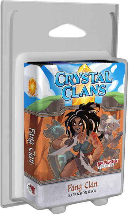 Crystal Clans Fang Clan Expansion Deck
