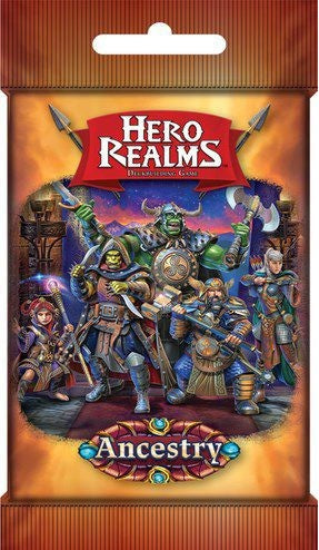 Hero Realms Ancestry Pack