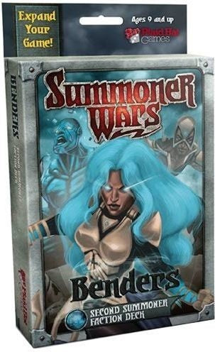 Summoner Wars Benders Second Summoner Faction Deck