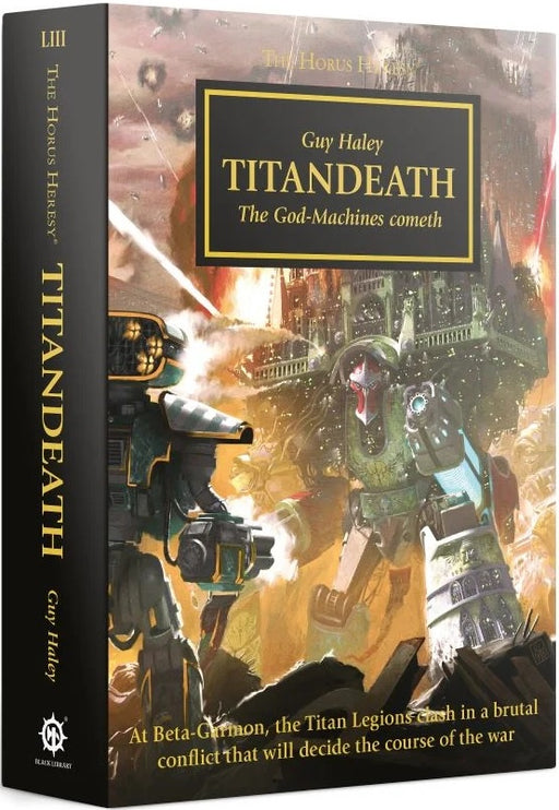 The Horus Heresy Book 53: Titandeath (Paperback)
