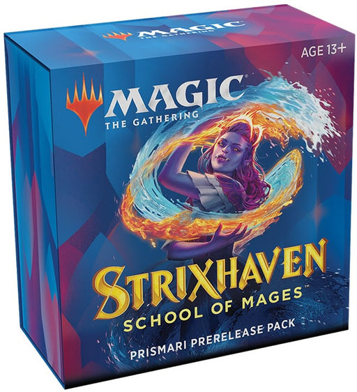 Magic the Gathering Strixhaven School of Mages Prerelease Pack Prismari Pre Order