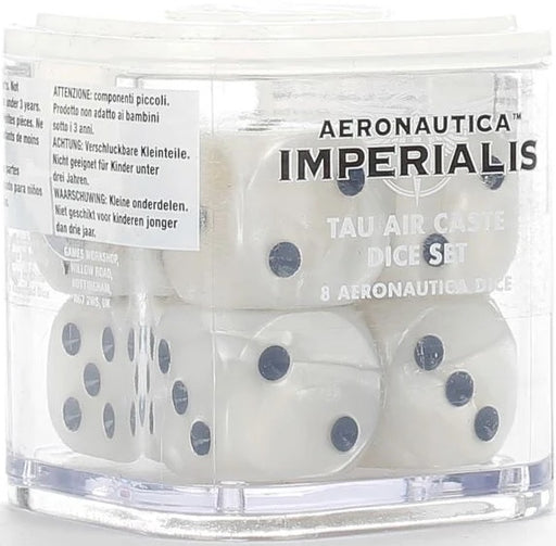 Aeronautica Imperialis T'au Air Caste Dice Set 500-21