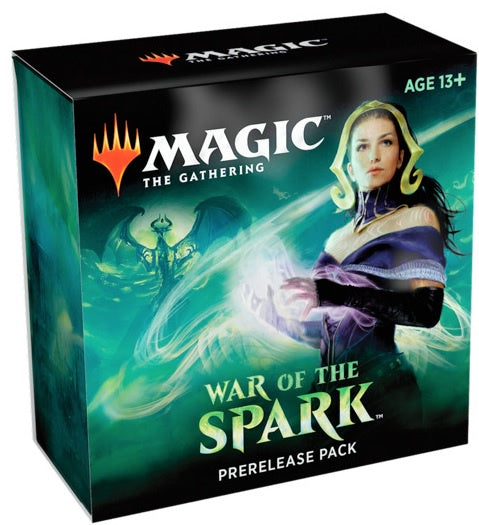 Magic the Gathering: War of the Spark Pre Release Pack